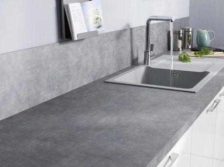 48+ Plan de travail cuisine gris beton ideas