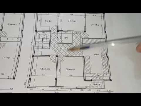 تصميم ذكي مساحة 100 متر مربع واجهة واحدة استغلال كامل للمساحة Youtube Floor Plans How To Plan Diagram
