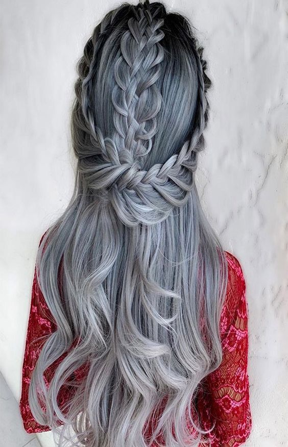 Beautiful And Unique Hairstyles ideas 2019