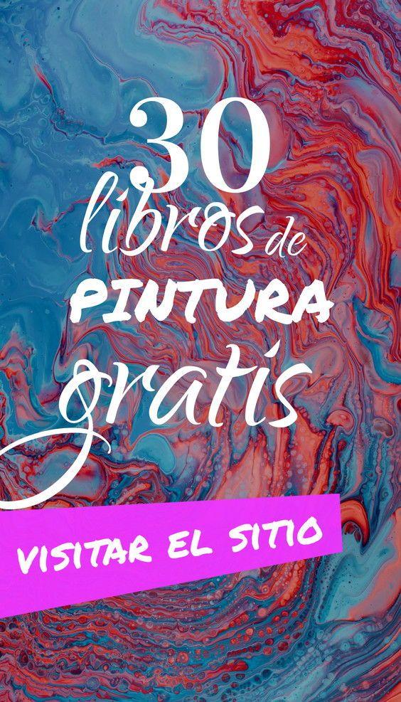 30 Libros De Pintura Gratis Pdf Libros De Arte Libros De Dibujo Pdf Clases De Pintura Al Oleo