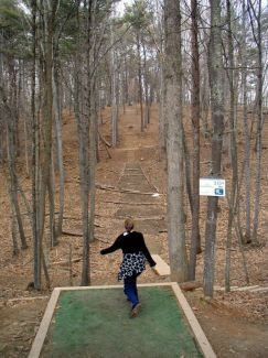 Richmond Hill In Asheville Nc Disc Golf Course Review