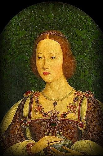 TODAY IN HISTORY - Mary Tudor was born was born at Richmond Palace (18 March 1496 – 25 June 1533) - daughter of Henry VII & younger sister of King Henry VIII of England & queen consort of France. Mary had been unhappy with her marriage to Louis XII, as at this time she was almost certainly in love w/ Charles Brandon. She married Charles Brandon, 1st Duke of Suffolk in secret. Henry VIII was outraged, & wanted Brandon imprisoned or executed. Luckily, Brandon ended up w/ only a heavy fine.