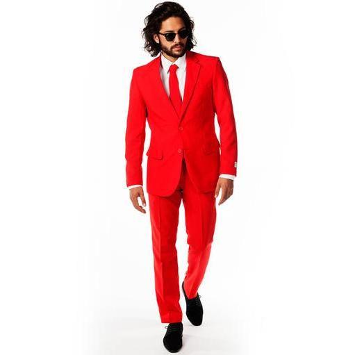 Trajes Rojos Para Hombre
