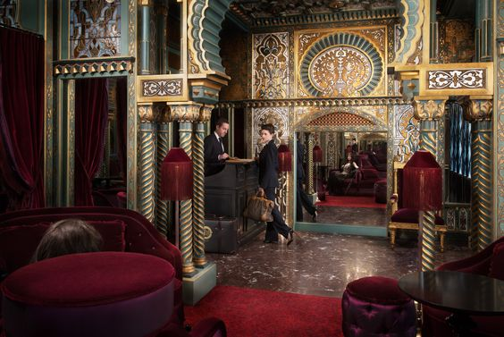 Travel back in time to the Belle Époque at Hôtel Maison Souquet – an exclusive townhouse in buzzing Montmartre in Paris. Hôtel Maison Souquet puts many of Montmartre's treasures right at your feet. Climb up to the Sacre Coeur for exceptional views across Paris, or while away an afternoon at the nearby Salvador Dali gallery. http://www.slh.com/hotels/hotel-maison-souquet/