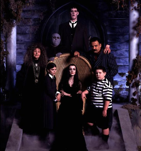 Image result for Halloween with the Addams Family 1998