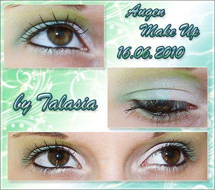 Eye Make Up - Datum: 16.06.10  http://talasia.blogspot.de/2010/07/amu-16062010.html