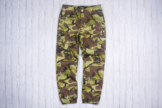 Play Cloths Professionals Pant - Camo from Sneaker Politics