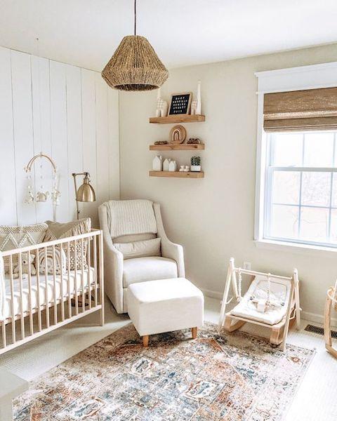 Gender Neutral Nursery Ideas We Love Nursery Baby Room Baby Room Design Nursery Neutral