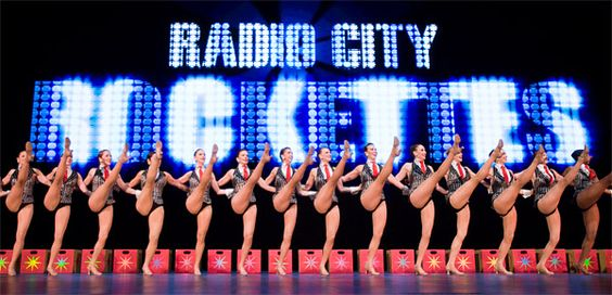 Radio City Music Hall  (1260 Avenue of the Americas) 6th Ave btw 50th & 51st