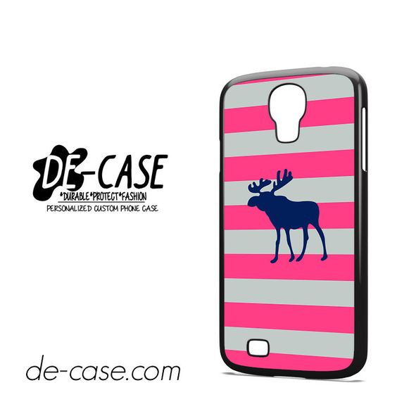 Abercrombie And Fitch Pink Blaster DEAL-214 Samsung Phonecase Cover For Samsung Galaxy S4 / S4 Mini