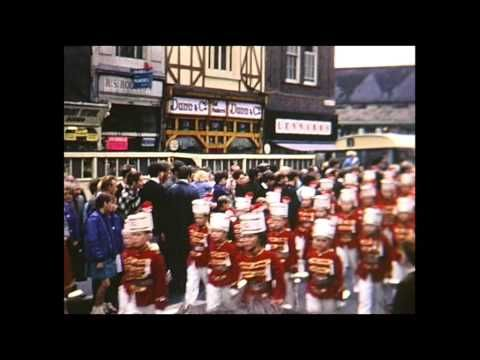 Darlington carnival 1967