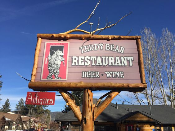 Where To Eat In Big Bear -  2016