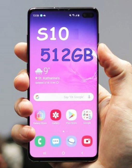 Smartphone Samsung Galaxy S10 512gb Samsung Galaxy Smartphone