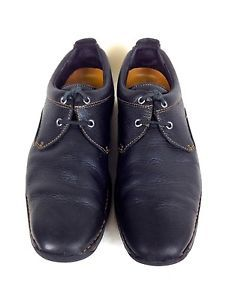 Cole Haan Shoes Leather Brown Nike Air Lace Up Oxfords Casual Athletic Mens 9 M | eBay