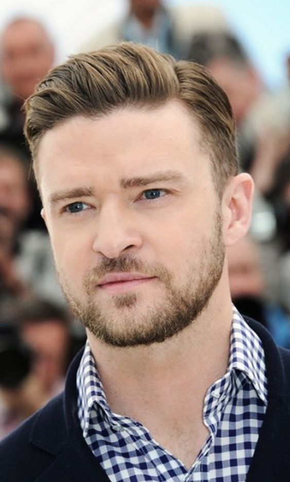 Justin Timberlake Frisur Undercut