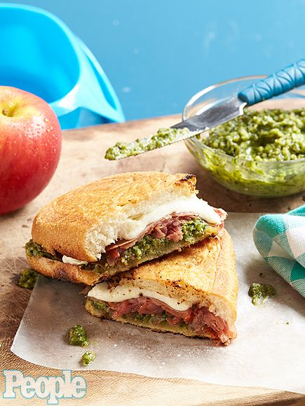 Paninis, Prosciutto and Back to school on Pinterest