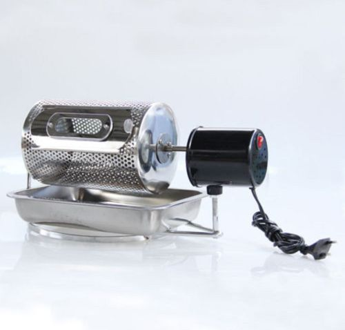 Coffee Roaster Machine Home Kitchen Tool Electric Stainless Steel Machine #rw
