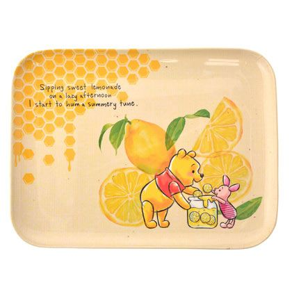 Winnie-the-Pooh Melamine Tray