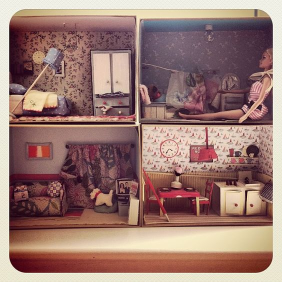 Found On Cath Kidston S Fb Page In Her Dream Room In A: Pinterest • The World's Catalog Of Ideas