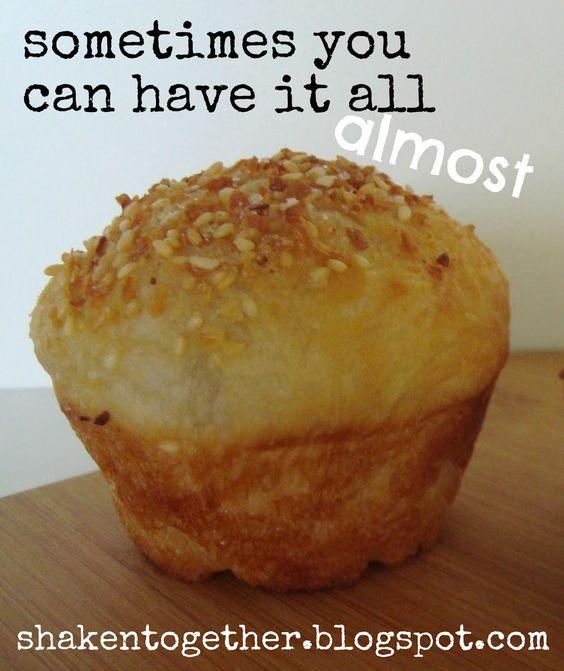 shaken together: {taste this} almost everything dinner rolls