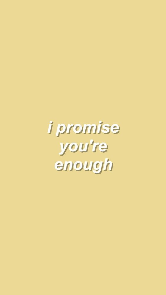 Me Me I Promise Girl You Re Enough Instagramcaptionslyrics Words Cute Quotes Inspirational Quotes