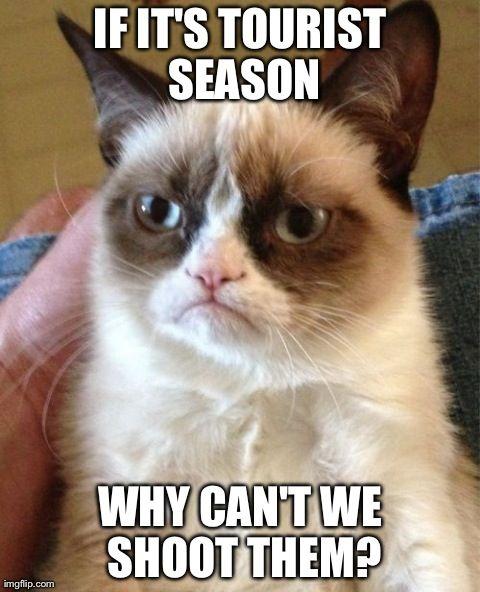 or snowbird season...