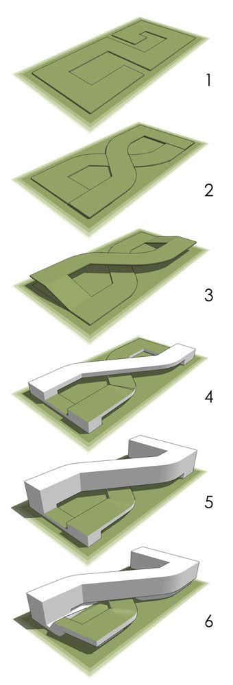 hotel architecture design architecture diagram concept architecture