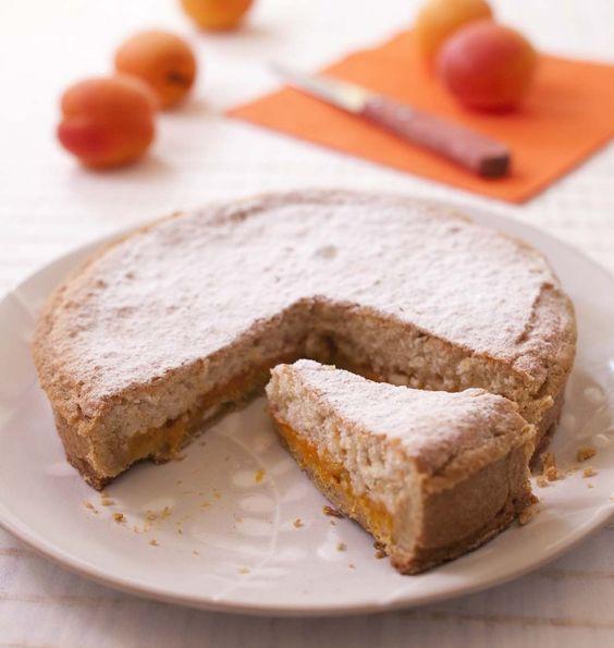 Fenetra Tarte Toulousaine Aux Abricots Citron Confit Et