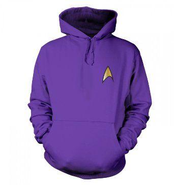 Starfleet Badge Hoodie