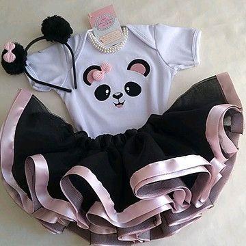 Fantasia Infantil Tutu Festa Panda Baby 12 Meses No Elo7 Atelie Artes E Mimos Da Sil C1a8c3 Em 2020 Festa De Panda Roupa De Panda Fantasias Infantis