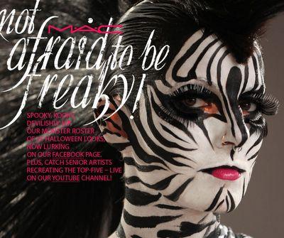 maquiagem artistica!! adoro!!