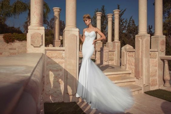 Wedding Dresses   Oved Cohen 2014 Collection