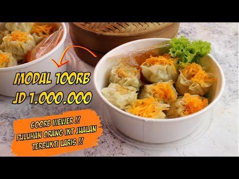 Ide Usaha Makanan Kekinian Modal 100rb Jadi Jutaan Rupiah