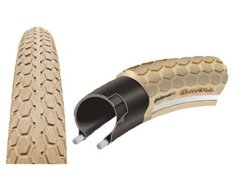 Conti Retro Ride Reflex: Amazon.de: Sport & Freizeit