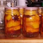 Pickled Peaches.  <3
