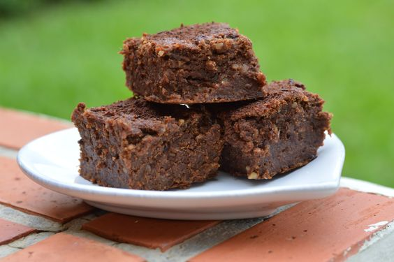 #Glutenfree Brownies!  This delicious recipe makes 18 gluten free goodies, with yummy pumpkin and ginger. Click the link for the #recipe. http://www.suntemplefood.com/gluten-free-brownies-with-pumpkin-ginger/