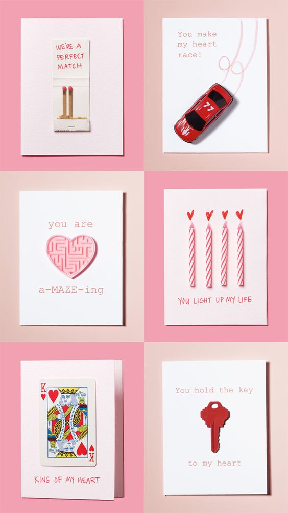 4 easy homemade valentine s day diy ideas cute hs for Cute homemade valentines day cards