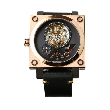 Xeric Xeriscope Squared Automatic // Limited Edition // XS2-3016