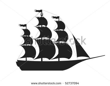 Pilgrims Mayflower Clipart
