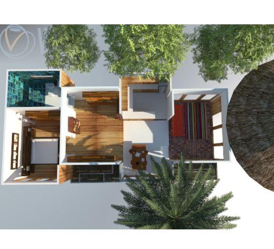 Rayuela house