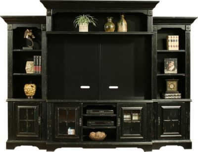 wall units black and shops on pinterest. Black Bedroom Furniture Sets. Home Design Ideas