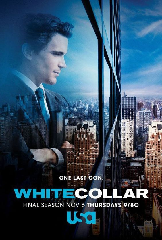 #WhiteCollar | Final Season | USA