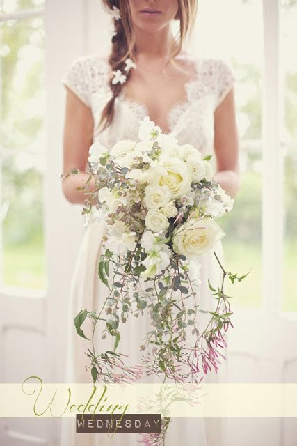 b e a n i p e t: Wedding Wednesday - Country Lacy & Snow