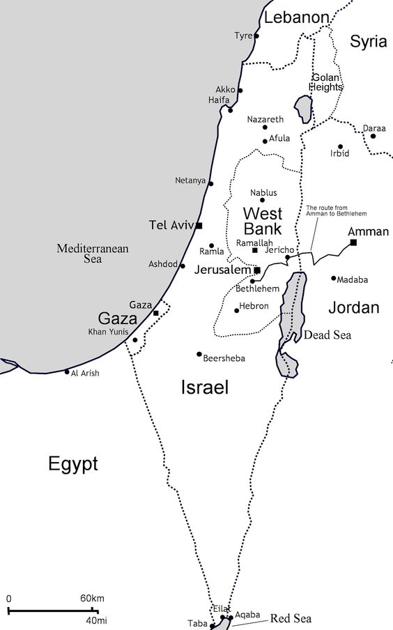 israel map coloring page Google