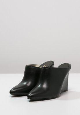 Zign - Pantolette - negro