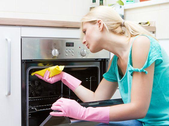 Articolo Come pulire il forno