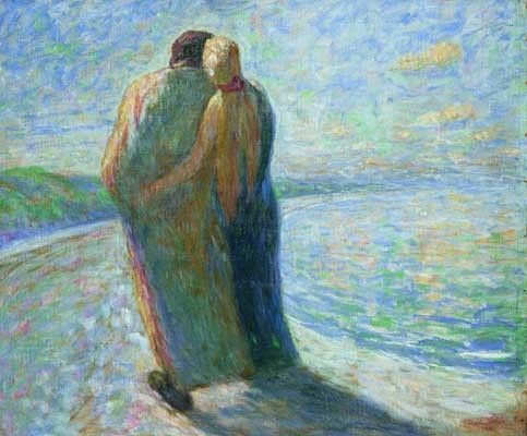 by Emil Nolde 1867 - 1956.