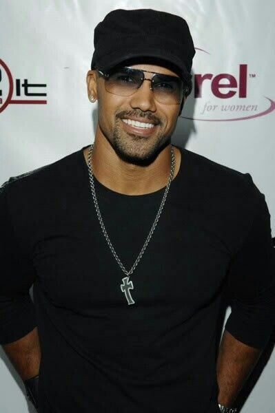 One of my favorite photos of Shemar Moore
