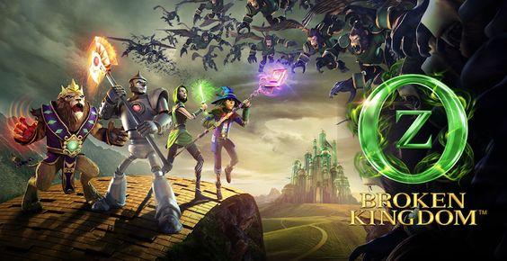 Oz: Broken Kingdom, juego presentado en la keynote del iPhone 7, llega al App Store - http://www.actualidadiphone.com/oz-broken-kingdom-llega-al-app-store/