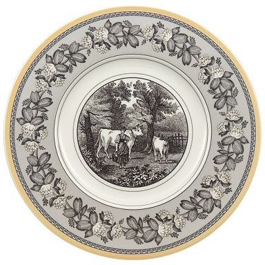 VILLEROY & BOCH Brotteller 16cm »Audun Ferme«